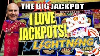 I •️ LIGHTNING LINK JACKPOTS! •HAPPY LANTERN BIG WIN$