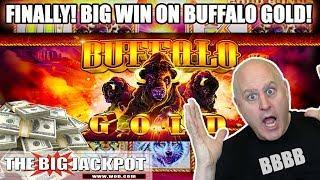 •Big Booty Buffalo JACKPOT! •Buffalo Gold Slots | The Big Jackpot