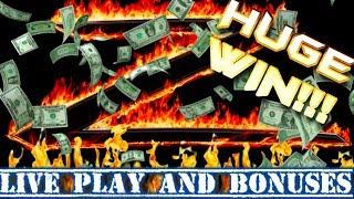 SDGuy Whips It Into Shape! Zorro Slot Machine LIVE PLAY and BONUSES!