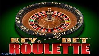 Key Bet Roulette Online Casino Gambling