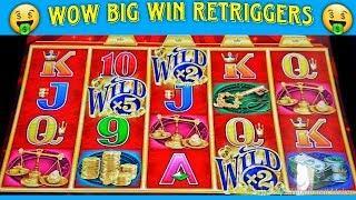 • BIG WINS 5x 2x 2x • • RETRIGGER FOR DAYS • GOLD BONANZA ‼️ Slot Machine
