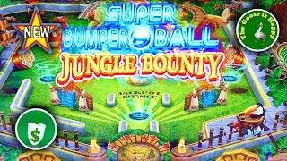 •️ New • Super Bumper Ball Volcano Bounty slot machine, Nice Bonus