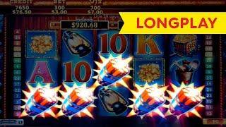 Eureka Gold Mine Slot - GREAT SESSION, LONGPLAY BONUSES!