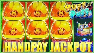 HIGH LIMIT Lock It Link Huff N' Puff JACKPOT HANDPAY ⋆ Slots ⋆$50 BONUS ROUND Slot Machine Casino
