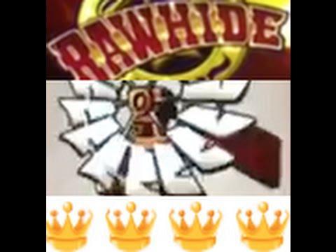 Rawhide slot machine jackpot