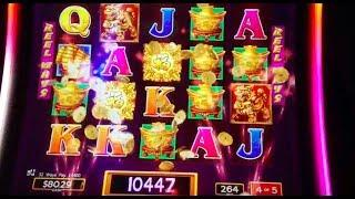 NEIL PLAYED DANCING DRUMS AND HE LIKED IT • SLOT MACHINE WINS AT SAN MANUEL CASINO