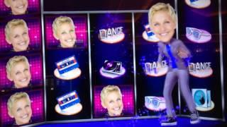 Ellen's Dance Party Free Spins At 75 Cent Bet