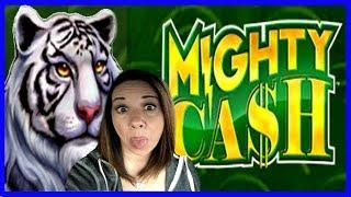 •Big WIN on Mighty Cash ⁉️ Slot Queen is trying to LOVE Mighty cash •‍•️
