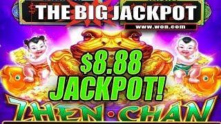 •ZHEN CHAN •$8.88 JACKPOT WINNER! •