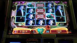 WMS - Gone with the Wind Slot Win - Borgata Hotel and Casino - Atlantic City, NJ