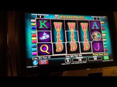 Diamond queen high limit bonus huge win $20 bet