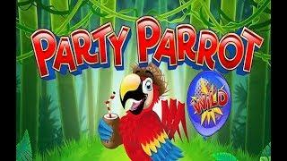 Party Parrot Online Slot from Rival Gaming