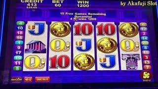 Big Win•FLAME OF OLYMPUS, GODDESS RISING, FORT KNOX DIAMOND, San Manuel Casino, Akafujislot