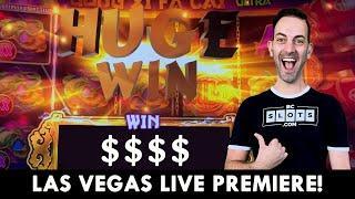 ⋆ Slots ⋆ LIVE Premiere Chasing Jackpots At Plaza Las Vegas ⋆ Slots ⋆