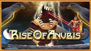 RISE OF ANUBIS, Maximus Payus & Deal Or No Deal Slots!