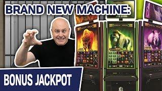 ⋆ Slots ⋆ BRAND NEW SLOT MACHINE: Beast Uncaged ⋆ Slots ⋆ $50 SPINS on Epic Fortunes = JACKPOT
