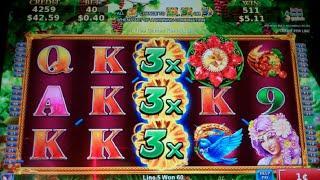 Golden Pumpkin Slot Machine Bonus - 20 Free Games Win with 2x, 3x + 5x Wild Multiplier (#2)