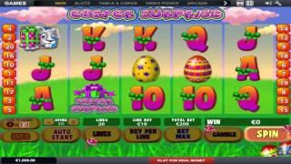 FREE Easter Surprise ™ Slot Machine Game Preview By Slotozilla.com