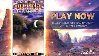 Buffalo Diamond Slot Game