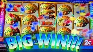 Quest for Riches BIG WIN !!! LINE HIT 2 c Konami - Video Slots