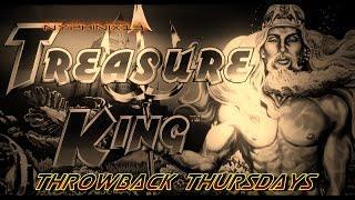 Aristocrat | Treasure King Slot Bonus NICE WIN