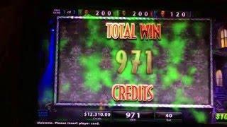 ALERT!! HANDPAY - GIGANTIC at $400/pull at the Bellagio Las Vegas