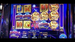 I Want Moon Money- BIG WIN!!! Moon Money Slot Bonuses