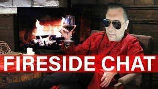 • LIVE Fireside CHAT • Sunday Funday!