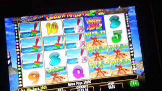 Lobster Mania 2 Slot Machine - HUGE 300X Line Hit! (1c)