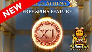Rise of Athena Slot - Play'n GO - Online Slots & Big Wins