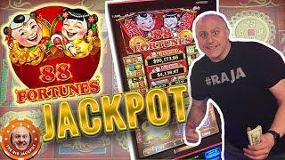 •️LET'S GET THIS FORTUNE! •️ 88 Fortunes HIGH LIMIT JACKPOT WIN! •