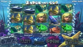 Free Under the Sea Slot by BetSoft Video Preview | HEX