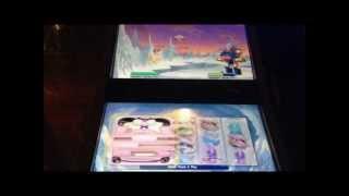 A Mid-Week Quickie Super Team Robot Fight Slot Machine Bonus ~ WMS