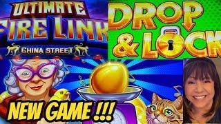 NEW GAME DRP & LOCK SWEET TWEET & ULTIMATE FIRE LINK