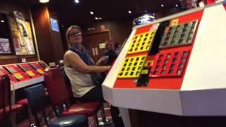 Playing oldskool Bingo in Glasgow - Treasure Island Arcade & Bingo