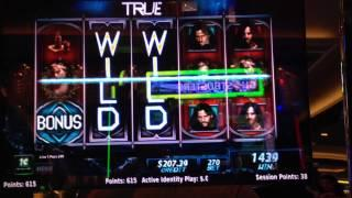 True Blood Wild Reels Feature At Max Bet