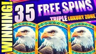 ⋆ Slots ⋆WINNING!⋆ Slots ⋆ TOP FEATURE!! NEW GREAT EAGLE (LIFE OF LUXURY HOT DIAMONDS) Slot Machine (SG)