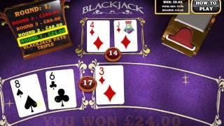 Neon City Casino Video Slot Blackjack Bonus