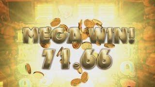 Bonanza Slot - Free Spins + Re-Triggers MEGA BIG WIN!