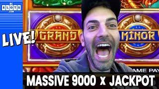 • BIGGEST Mighty Cash JACKPOT LIVE • MASSIVE 9000 x WIN • @ San Manuel Casino  • BCSlots