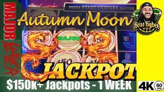 After the LiveStream Ended!! Dragon Link Autumn Moon Double Jackpot