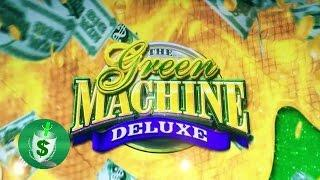 ++NEW The Green Machine Deluxe slot machine