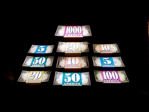 Double Top Dollar Slot Machine $20 Max Bet *LIVE PLAY* Bonus and $5k Jackpot Special!