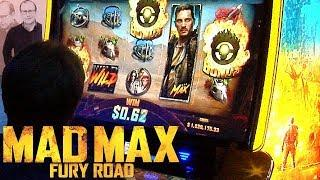 Mad Max: Fury Road Slot Machine from Aristocrat