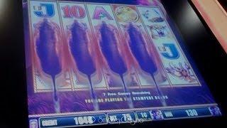 BUFFALO STAMPEDE Slot Bonus by Aristocrat *1*