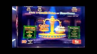Quest For Riches - ***330 Games W/re-triggers*** - Decent Bonus Win