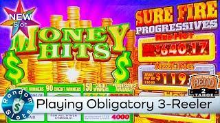 ⋆ Slots ⋆️ New - Money Hits 3 Reel Slot Machine