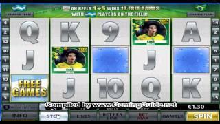 Europa Casino World Football Stars Slots