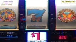 Huge Profit - Better than the jackpot•TRIPLE DOUBLE BUTTERFLY SEVENS - $1@ Pechanga Resort & Casino