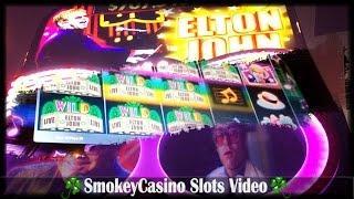Elton John Cheapo Slot Bonus ~ Losers Trip (WMS)